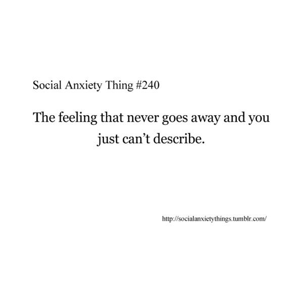 Social Anxiety Things ❤ liked on Polyvore