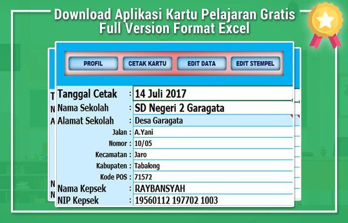 Download Instrumen Eds Sd 2017