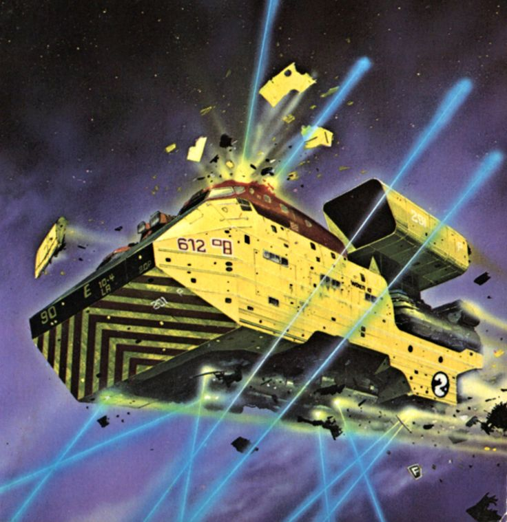 70s Sci Fi Art Chris Foss: 184 Best FOSS Images On Pinterest