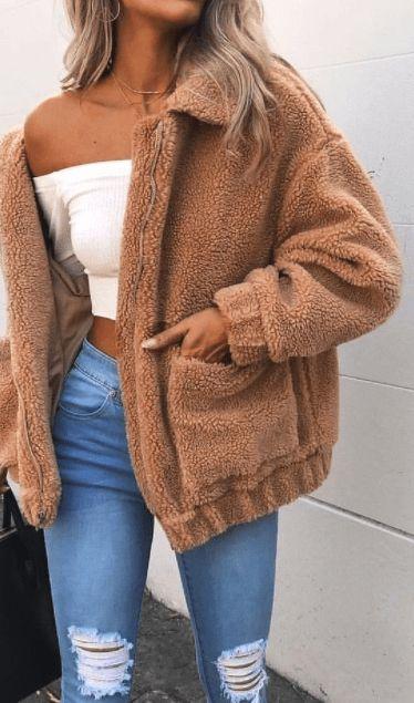 10 Roupa de outono super fofa para mulheres   – Clothes for Fall