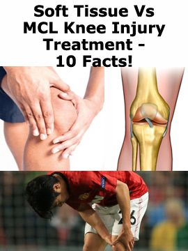 Learn the differences between soft tissue knee injury and MCL knee injury and conventional and alternative #treatment methods. Get your 10 facts about knee injury treatment in our article and find out how Whole Body Cryotherapy can significantly reduce your #knee #injury recovery period! #health #sports #cryotherapy #Toronto #healthfacts