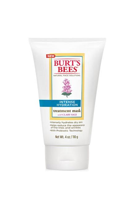 The Perfect Face Masks To Try Today #refinery29  http://www.refinery29.com/winter-face-mask#slide1  Quench the dryness of winter skin with this hydration mask from Burt's Bees. Infused with Clary sage, it's proven to help increase skin's ability to retain moisture. May you never be parched again! Burt's Bees Intense Hydration Treatment Mask, $18, available at Burt's Bees.