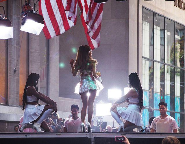 8/29/2014 Ariana Grande @ NBC TODAY SHOW