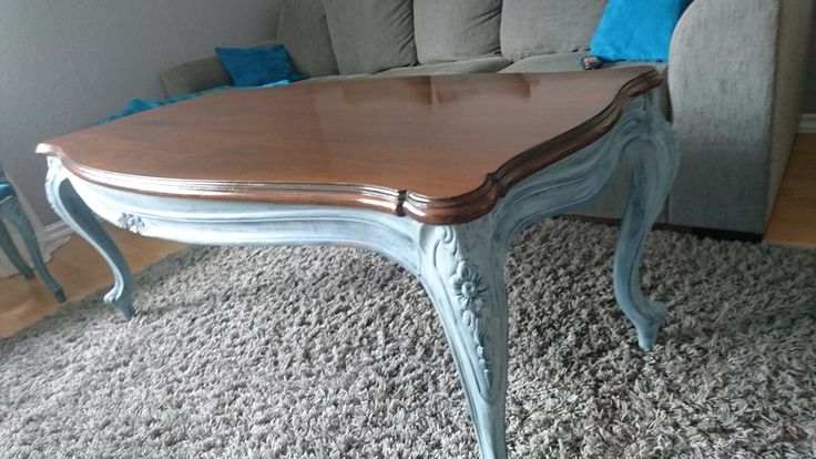 Furniture paint table.
