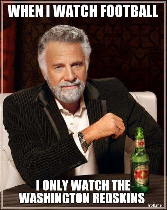 Washington Redskins Meme #1