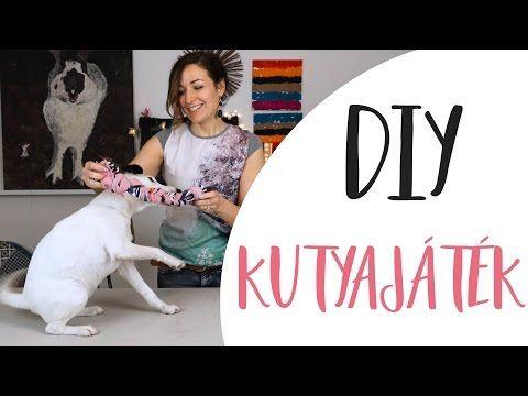 DIY Kutyajáték fillérekből   Kreatív újrahasznosítás- INSPIRACIOK.HU   Csorba Anita - YouTube