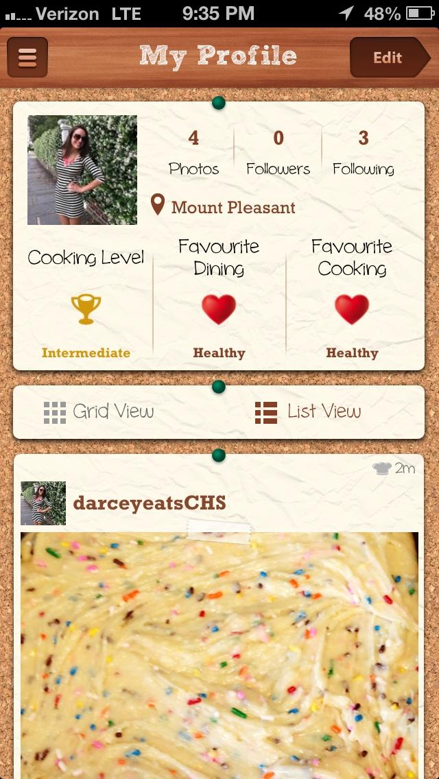 7 best popular food apps images on pinterest popular food app new phone app for food lovers cookoo like instagram but for food i forumfinder Gallery