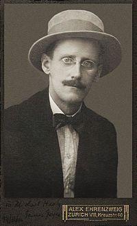 James Augustine Aloysius Joyce | Джеймс Джойс