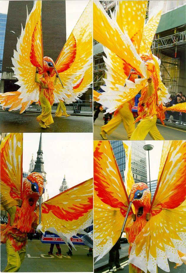 Carnival Arts - London | Walkabout Carnival Characters to Hire - Contraband International Ltd