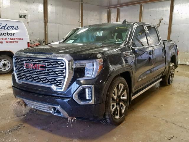 Salvage 2019 Gmc Sierra Denali Pickup For Sale Salvage Title Autos
