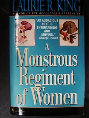 """A Monstrous Regiment of Women"" av Laurie R. King"