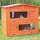 Found it at Wayfair - Natura 2-Story Small Animal Hutch