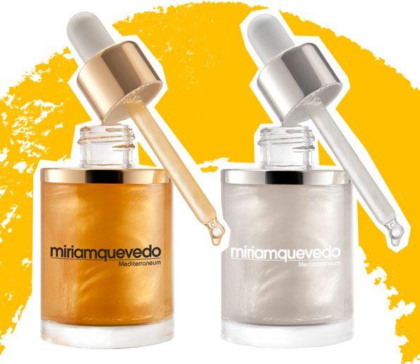 Glacial White Caviar Oil и Sublime Gold Oil, Miriam Quevedo