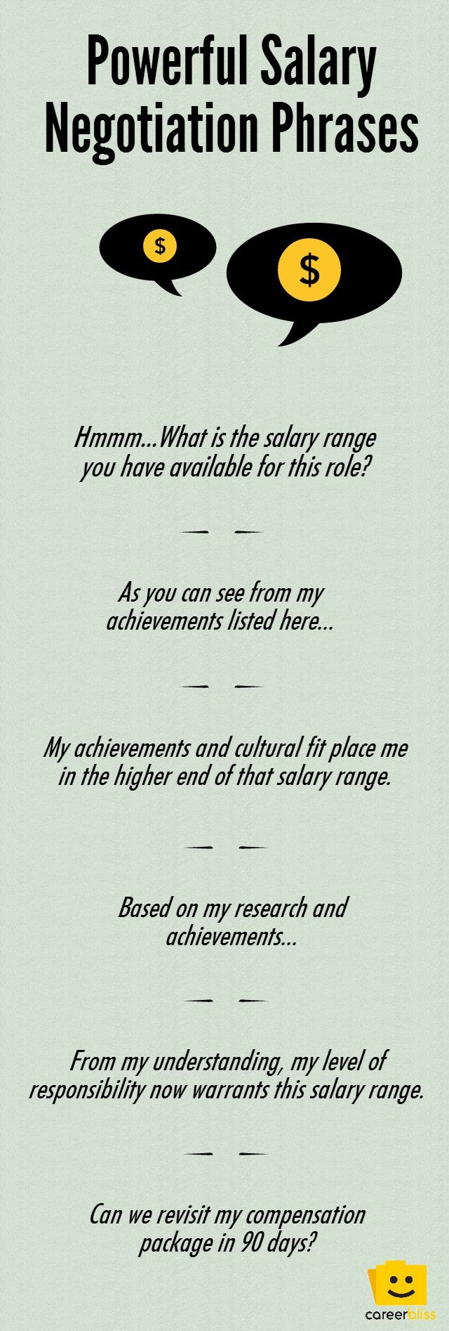 Salary Negotiation: 3 Key Phrases to Get What You Want