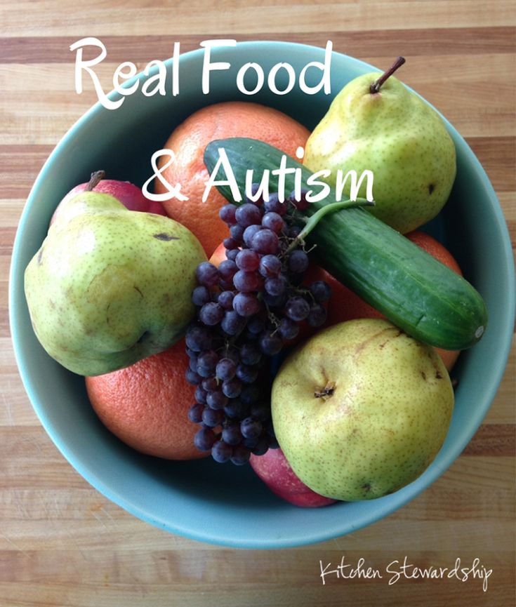 Meal Planner and Diet for Autism