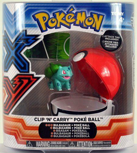 Pokemon X & Y TOMY Clip 'n' Carry Poke Ball ~ Bulbasaur Figure Tomy,http://www.amazon.com/dp/B00FTNHDNU/ref=cm_sw_r_pi_dp_UIMGtb195R6J3R9D