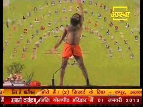 Complete Yogic Jogging Exercise - Baba Ramdev - YouTube