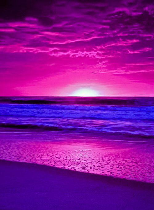 494 best sunsetsrises pinkpurple images on pinterest