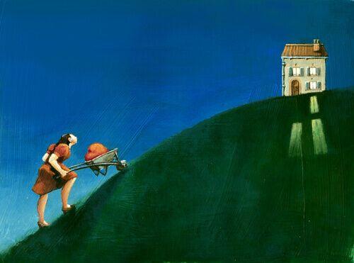 Il vero fallimento è quando si smette di provare a raggiungere qualcosa