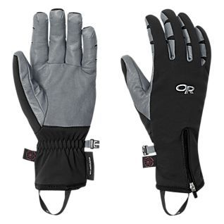 Women's Windstopper Storm Tracker Gloves | National Geographic Store medium