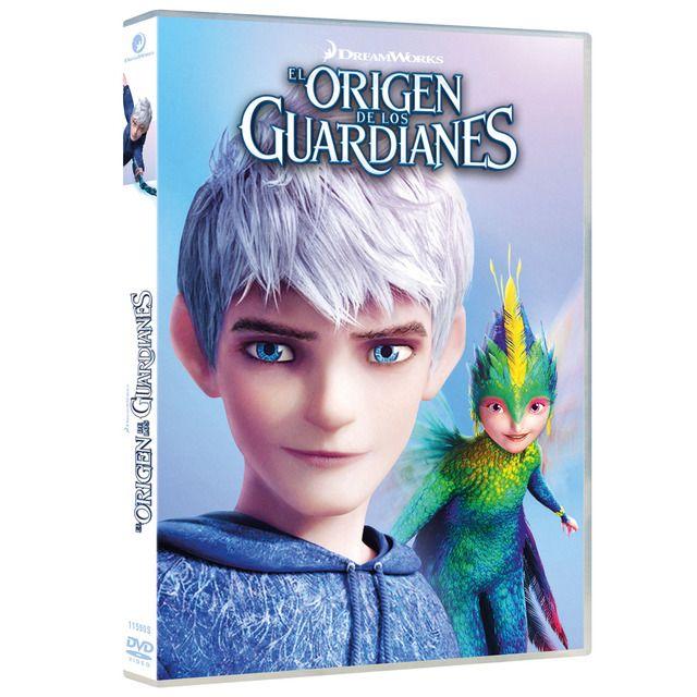 El Origen De Los Guardianes Dvd Rise Of The Guardians El Origen De Los Guardianes Dvd