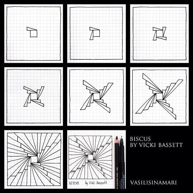 zentangle tutorial: 23 тыс изображений найдено в Яндекс.Картинках