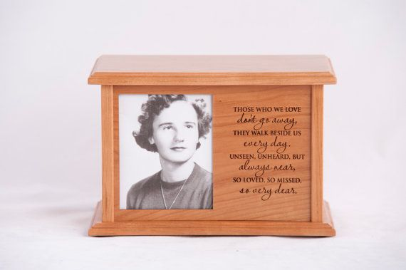 Personalized Cremation Urn For Ashes By