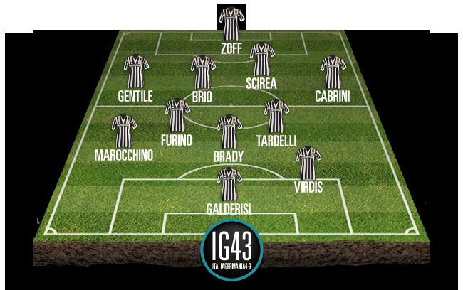 Juventus stagione 1981/82