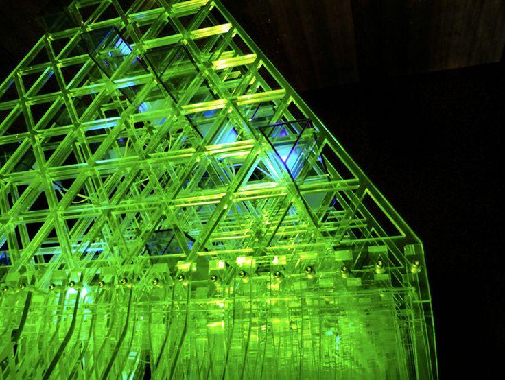 Lost in Pascal's Triangle. Super Nature Design.
