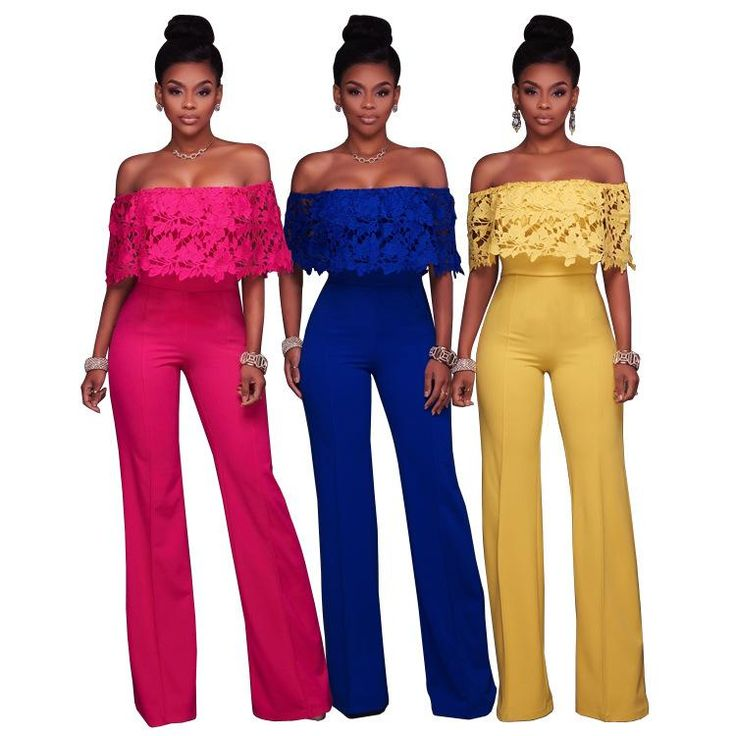 8a1710b01fb Enteritos Mujer Rushed 2017 New Summer Sexy Jumpsuits Nightclub Womens Lips  Legs Pants Strapless Lotus Leaf Jumpsuit Casual