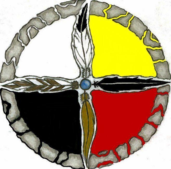 Medicine Wheel by ~spiritman on deviantART