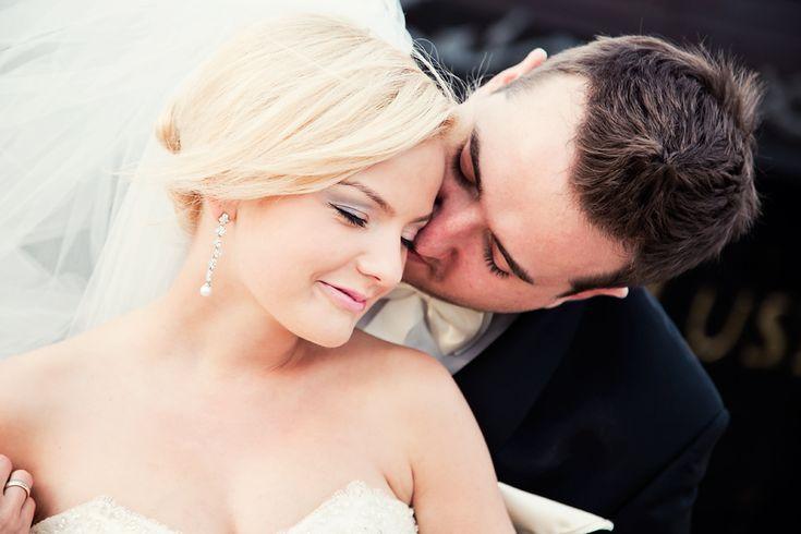 wedding, marriage, młoda para, smile