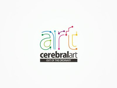 CerebralArt redesign   Process  Branding Guidelines http://www.designbynocturn.com/identity/cerebralart-rebranding.html