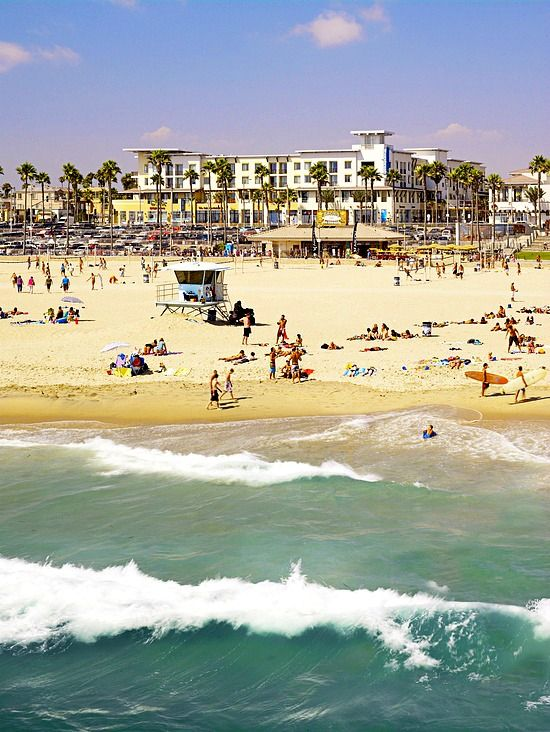 Huntington Beach California 8 More Photos For Travel Pinspiration Here Http