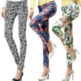 Hot Selling Trendy Leopard Print Pant