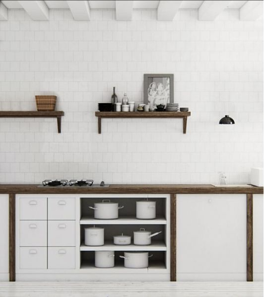 Simple White Kitchen 3200 best creative kitchens images on pinterest | kitchen designs