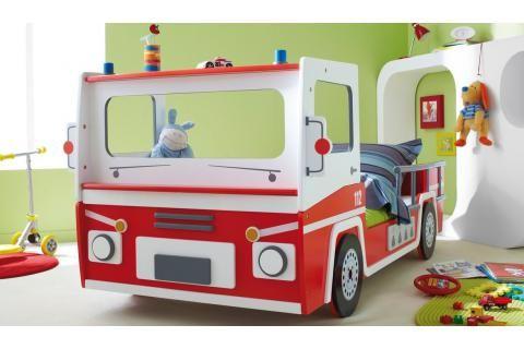 Très original, ce lit camion conviendra parfaitement.
