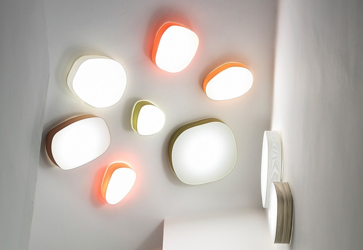 Guijarros - Designed for LZF by the Spanish designer Mariví Calvo.