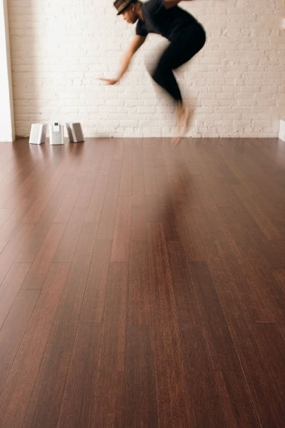 Captivating Teragren Signature Colors Bamboo Flooring In Cherry