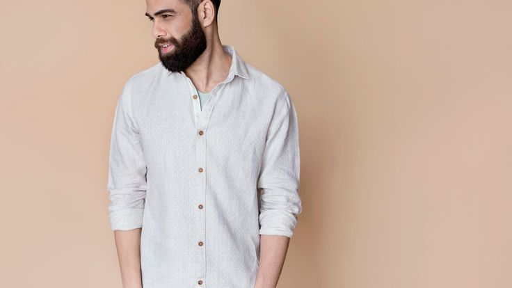 """""""Buy The Priest King luxury shirts for men online at Andamen at the best price. Andamen is the leading online portal for premium branded shirts for men in India. Free shipping and 60 days free returns"""