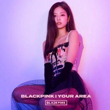 Blackpink In Your Area Album Jennie