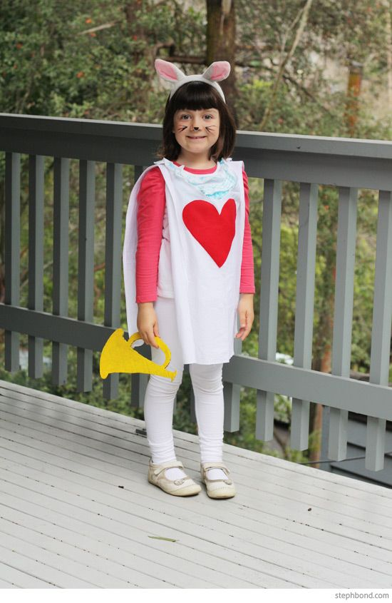 bondville cheap and easy diy alice in wonderland costumes for kids