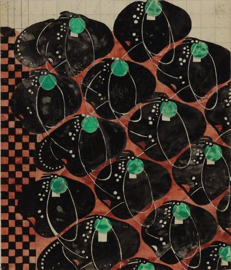 Charles Rennie via Hunterian Art Gallery collections