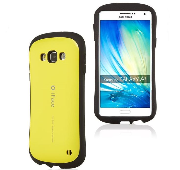 IFACE FIRST CLASS ANTI-SHOCK CASE FOR SAMSUNG GALAXY A7