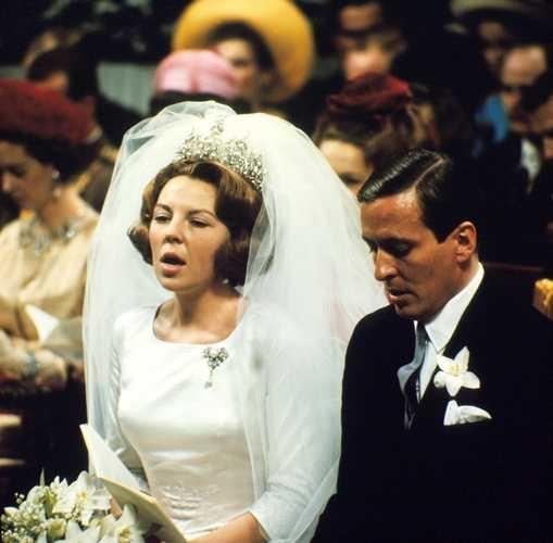 Huwelijk Beatrix En Claus