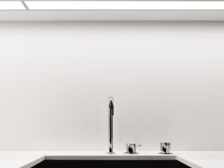 Kitchen lighting at Ture8 in Stockholm. #lighting #led #design #ture8 #tureno8 #orbium
