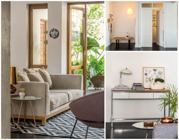 A reforma desse apartamento de 360m², em São Paulo, mostra que é possível sempre…
