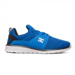 DC Heathrow Shoes - Royal Blue