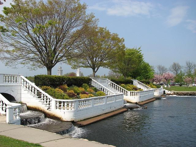Argyle Park, Babylon, New York - I was once the bride at Argyle Park (9/6/75)