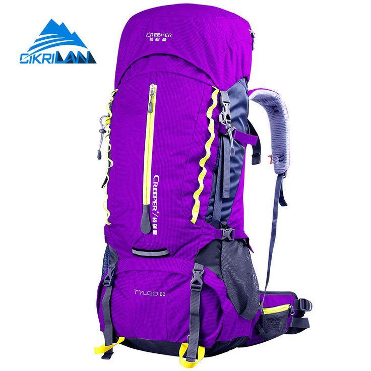 60L Travel Hiking Climbing Backpack